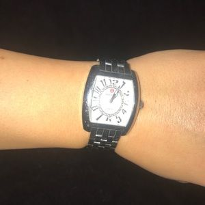 Michele Watch Square Face