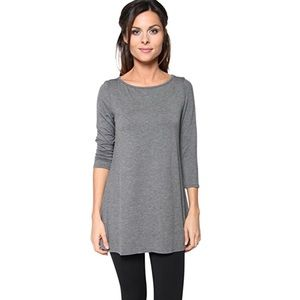 Mandy flow tunic