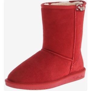 """Ruby 8"""" Suede Boot by Willowbee"""