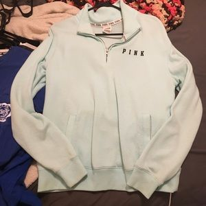Light blue Pullover