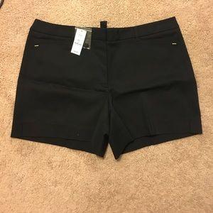 White House Black Market Tailored Shorts Size US12