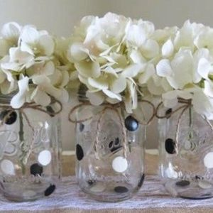 Mason jar decor bundle