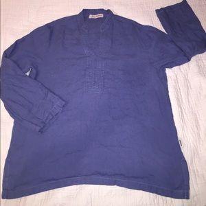 100% Linen tunic