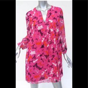 DVF Diane von Furstenberg Aria dress size 8