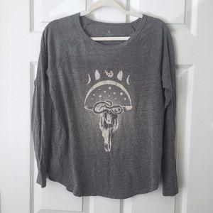 Indie long sleeve shirt