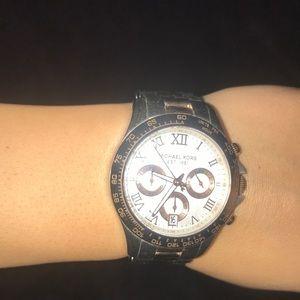 Michael Kors Watch Round Face