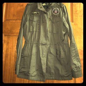 Utility jacket ♥️‼️