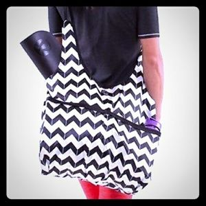 Lululemon Athletica Chevron Yoga Bag