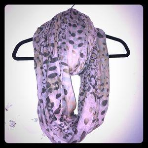 Cheetah/Leopard/Animal Print Infinity Scarf