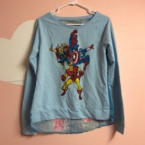 Marvel sweater