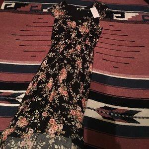 WAYF High Low Maxi Dress