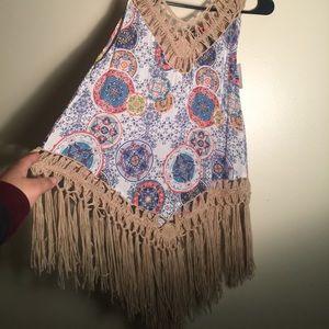 Bohemian top