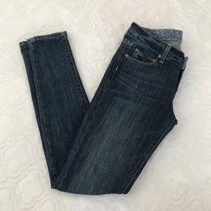 Paige skinny jeans (j)