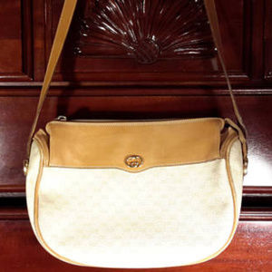 Gucci Monogram Purse Crossbody Shoulder