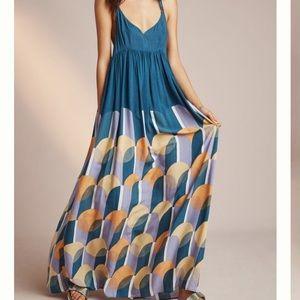 Setting Sun Maxi Dress