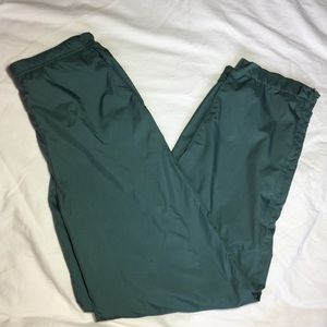 NIKE Green Softly Lined Track Pants
