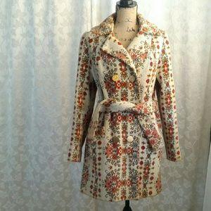 Jackets & Blazers - Vintage carpet coat