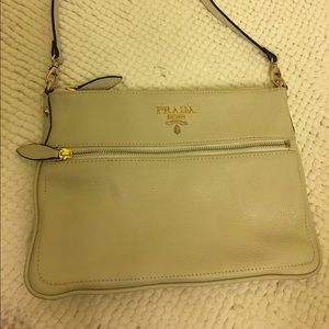Prada small shoulder purse