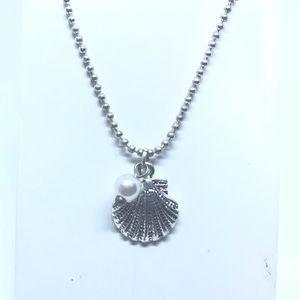 Mermaid's talisman of the sea fashion pendant