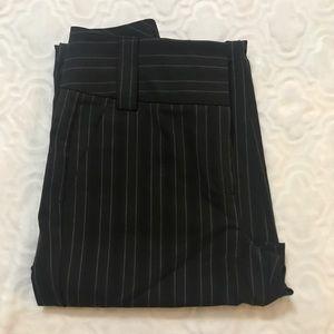 Express high wasted pants (j)