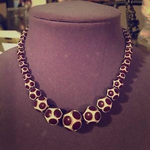 Funky necklace - Vintage