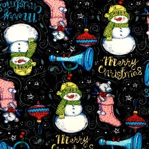 Pants - Buttery Soft Christmas Snowman Leggings Plus Size