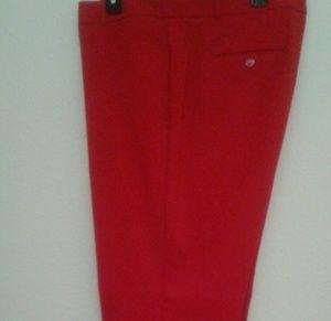 FABULOUS Red Slacks