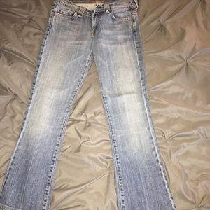 7 Jeans Rocket style