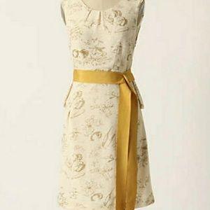 Moulinette Soeurs Windowpane Dress
