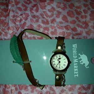 Watch from World Market