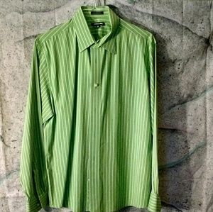 🌠Express Striped Long Sleeve Shirt. Size XL