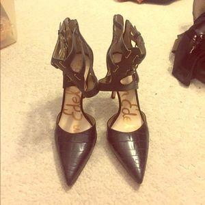 Pre Loved Sam Edelman strappy stilettos