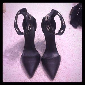 pre Loved Zara zipper stilettos