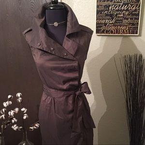 Suzie Chin Army Green Utility Dress 6
