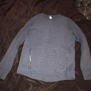 Lululemon Pullover Sweater- Navy Size 4