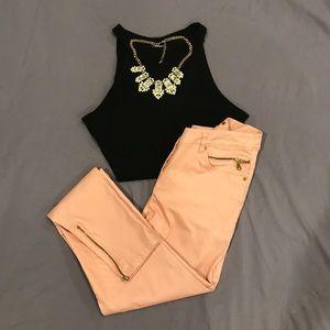 Pink H & M pants
