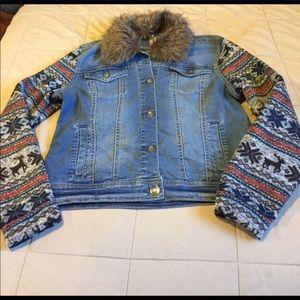 Jackets & Blazers - brand new denim Jacket