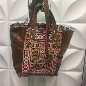 Vintage Addiction Boho Bag