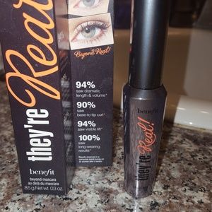 They're Real Benefit Mascara