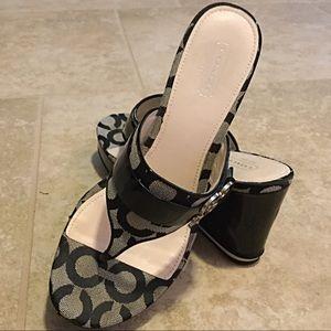 Coach Gypsy Wedge Heels 👠 (Authentic)