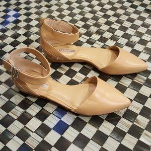 Bcbg Generation ankle strap flats