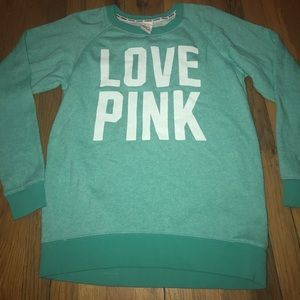 Victoria secret pink sweater size XS
