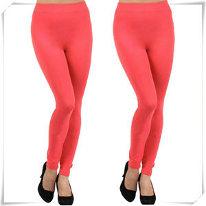 Pants - Fleece lined winter warm thermal leggins. ONE SIZE