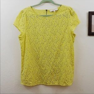 NWOT Lace top from Loft