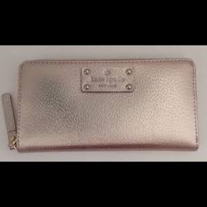 Kate Spade - Rose Hold Wellesley Neda Wallet