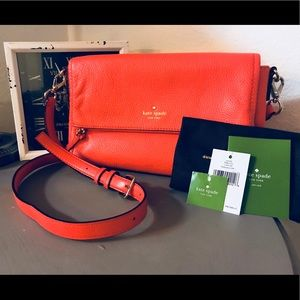 Kate Spade Marsala Cobble Hill in Papaya