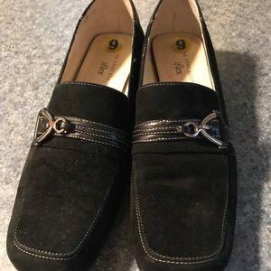 Anne Klein iflex black loafer