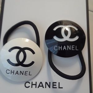 Chanel vip ponytails