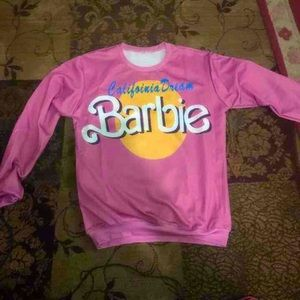 Barbie jumper it's not Wildfox