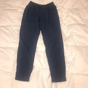 Pants - Navy work pants